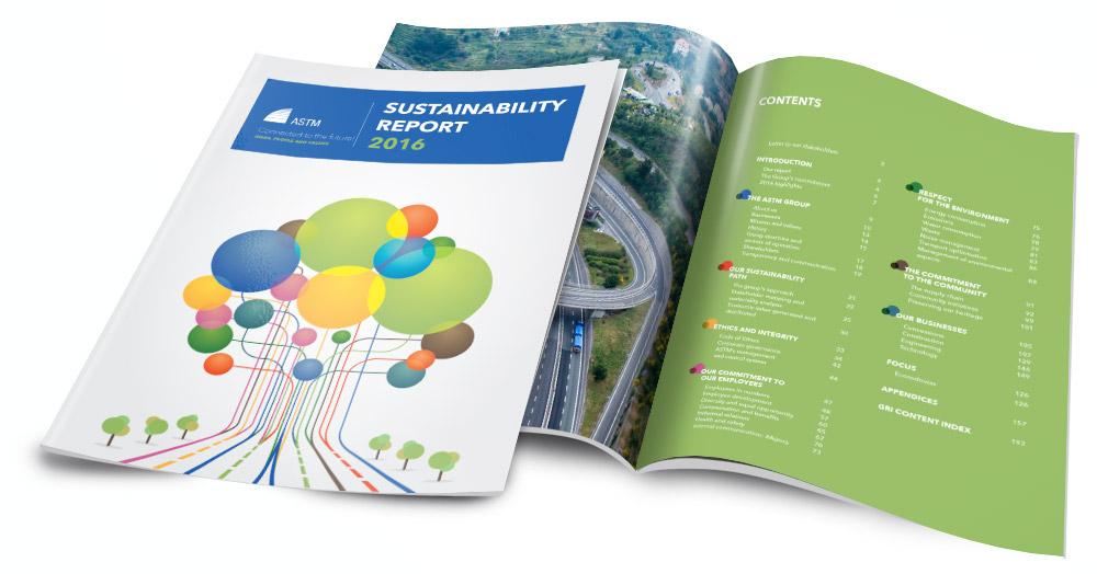 Bilancio di Sostenibilità ASTM 2016