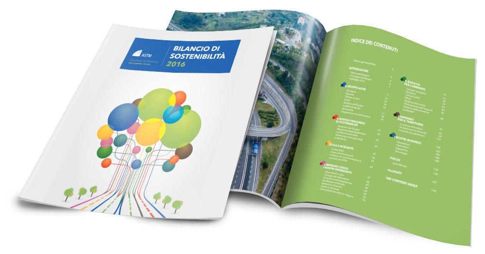Bilancio di Sostenibilità 2016 ASTM: la nostra responsabilità verso l'ambiente e il territorio