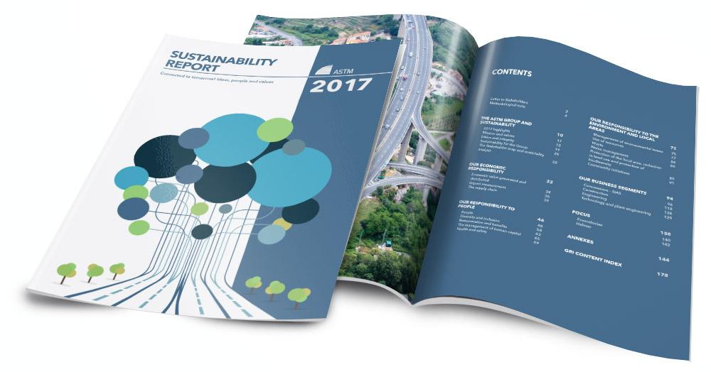 Bilancio di Sostenibilità ASTM 2017