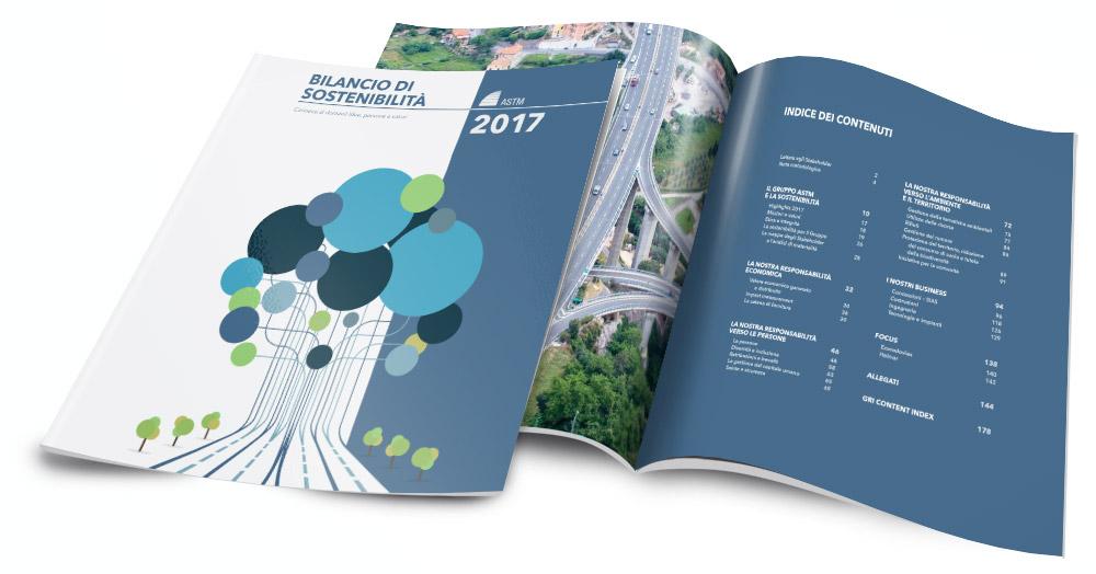 Bilancio di Sostenibilità 2017 ASTM: la nostra responsabilità verso l'ambiente e il territorio