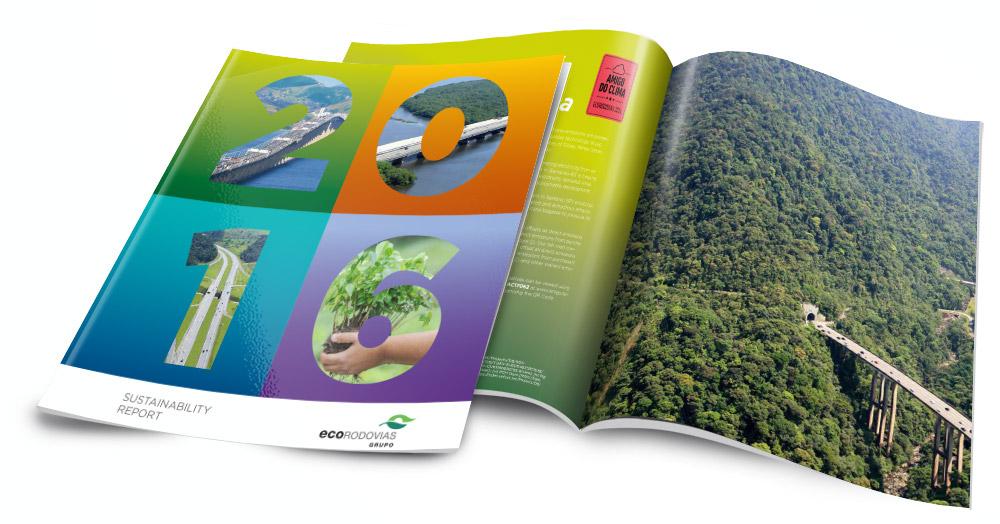 Bilancio di Sostenibilità 2016 ECORODOVIAS