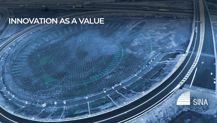 innovazione come valore, Sina