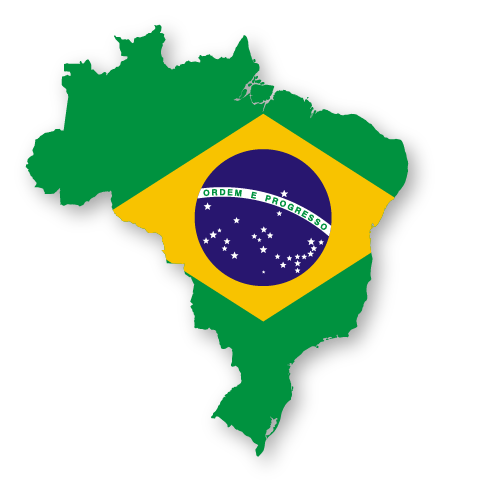 Km di rete in Brasile, ASTM