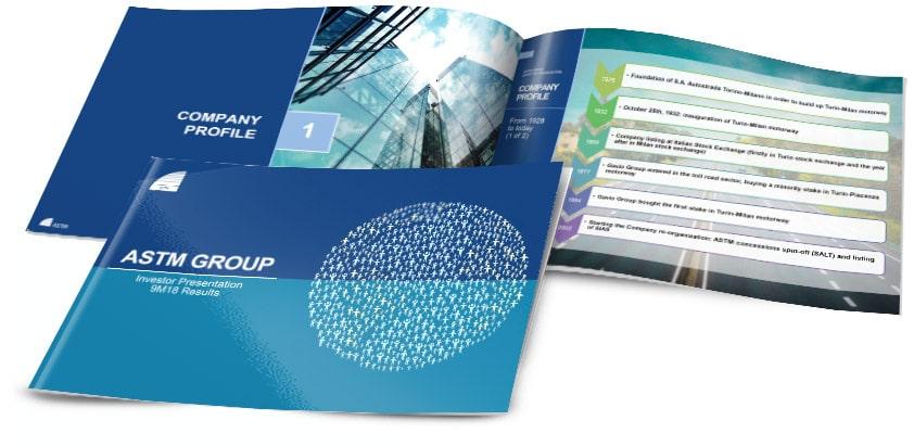 Presentazione Investor ASTM