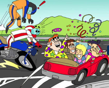Sicurezza stradale ASTM